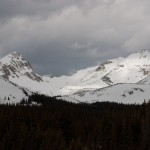 Indian Peaks, winter, Mount Toll, Paiute Peak