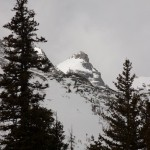 Navajo Peak from Long Lake