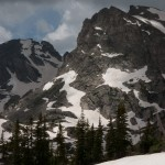 Shoshoni Peak, Indian Peaks Wilderness