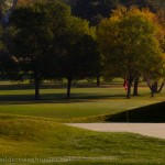 The 5th green on the Blue Course, Hyland Hills GC.