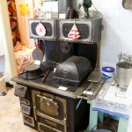 My great grandma had a wood buring cook stove like this.