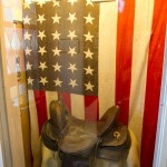 One of Teddy Roosevelts saddles.
