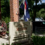 The Frontier Historical Society Museum in Glenwood Springs resides in a 100+ year old home in fantastic shape for its age.