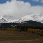 Mount Elbert panorama