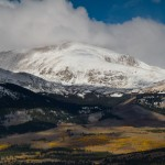 Mount Elbert from the south.
